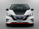 Nissan Leaf Nismo Concept heading to 2017 Tokyo Motor Show