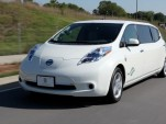 Four Special Nissan Leaf Electric Cars To Celebrate 4 Years On Sale