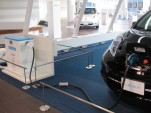 Nissan Leaf-To-Home power station