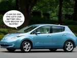 Nissan Leaf Included in Time Magazine's 50 Best Inventions of 2009