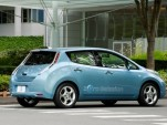 2011 Nissan LEAF Production Electric Car Unveiled