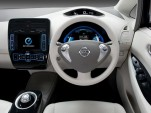 2011 Nissan LEAF: Interior