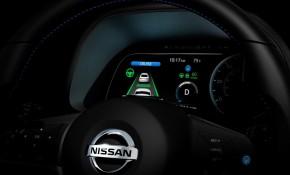 2018 Nissan Leaf ProPilot Assist