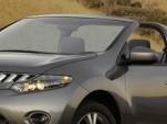 Nissan Murano convertible rendering detail
