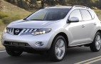 Nissan Murano voted safest midsize SUV by IIHS
