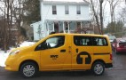 Nissan NYC 'Taxi Of Tomorrow': Not Fast, But Great For Riders