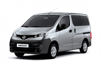 Nissan NV200 7-Passenger Van For Geneva Debut