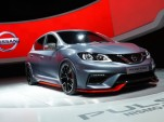 Nissan Pulsar NISMO concept, 2014 Paris Auto Show