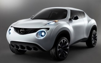 Nissan Qazana Concept at Geneva: Return of the AMC Eagle?