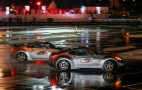 Nissan Sets World Record For Longest Two-Car Drift: Video