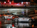 Nissan sets record for world's longest two-car drift