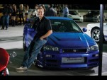 Nissan Skyline from Fast & Furious