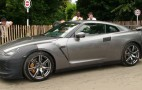 Nissan Skyline GT-R a Porsche and Lambo killer?