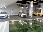 Nissan opens official shop at the Nurburgring
