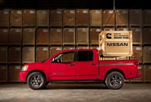 Nissan Titan Pickup To Get Cummins Turbodiesel Engine
