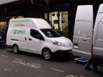 Voltia conversion expands Nissan e-NV200 electric delivery van for London