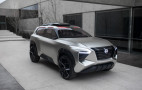 Nissan Xmotion concept adds dose of style to family crossover lineup