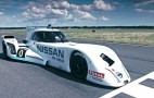 Nissan ZEOD RC Le Mans Racer Laps Top Gear Track In 1:05.3: Video