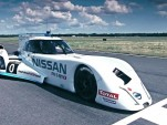 2014 Nissan ZEOD RC Le Mans prototype at Dunsfold Aerodrome