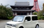 The Green Movement Gets Into a Box: 2009 Nissan Cube EV Prototype