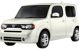 First Drive: 2009 Nissan Cube