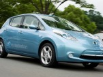 2011 Nissan Leaf: First Drive