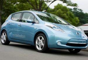 2011 Nissan Leaf: First Drive