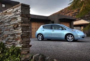 Nissan Leaf Could Get 2013 Refresh