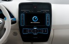 The 2011 Nissan Leaf May Have An iPhone App, But Runs Windows