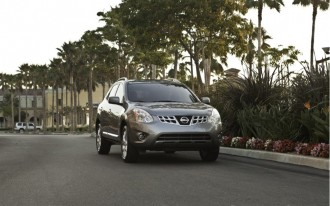 2011 Nissan Rogue Pricing Announced