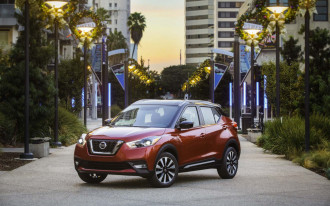 2018 Nissan Kicks costs $18,965 to start; Route 66 references still free