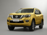 Nissan Terra for Asia