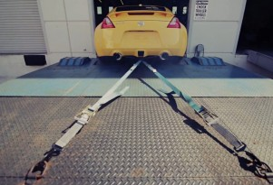 Nissan's crowd-sourced 370Z hits the dyno