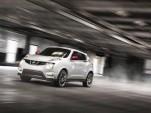 Nissan's upcoming Juke Nismo