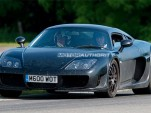 Noble M600 V8 supercar spy shots
