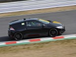 Noblesse Honda CR-Z on track