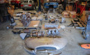 Numbers-matching E-type is ready for assembly | Barons photos