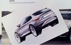 Update: BMW X4 Crossover-Coupe NOT Teased In Official Sketch