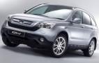 Official images of the 2007 Honda CR-V
