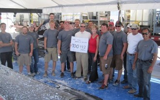 Ohio State Students Hit 304mph In A Fuel Cell Vehicle