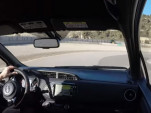 Onboard footage from 2017 Toyota Yaris GRMN at Spain's Castellolí circuit