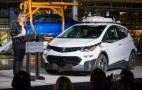 Self-driving Chevy Bolt EV electric test cars to be deployed