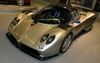 One Of A Kind Pagani Zonda Monza Up For Sale
