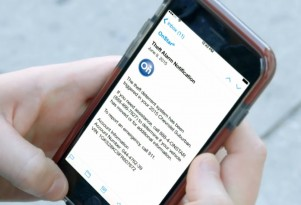 OnStar Theft Alarm Notification