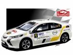 Opel Ampera Monte Carlo Rally Entrant