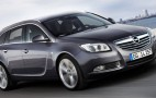 Opel Insignia 'Sports Tourer' to join hatch & sedan at Paris Motor Show