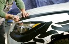 Opel reveals car camouflage secrets