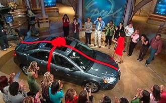 Oprah's Favorite Thing: Free 2012 Volkswagen New Beetles For All