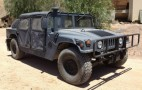 'The Avengers' Humvee For Sale On eBay