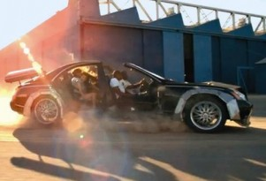 Otis Maybach from Jay-Z and Kanye west music video. Image via Phillips de Pury.